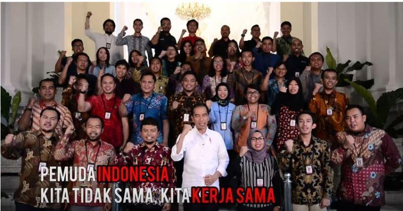 Sumpah Pemuda: Mari Berkolaborasi Membangun Indonesia yang Rukun