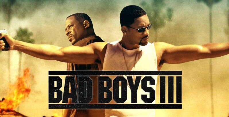 Bad Boys Is Back!
