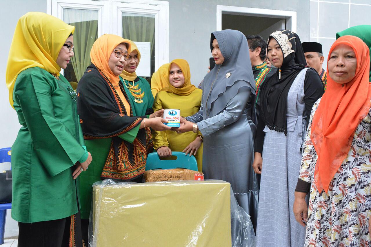 Dekranasda Aceh Diminta Bina Gampong Kreatif