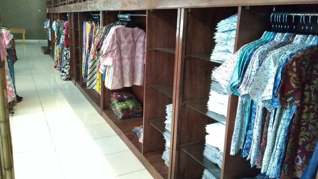 Mengajak Investor utk pengembangan galery batik dan kerajinan di Jogja