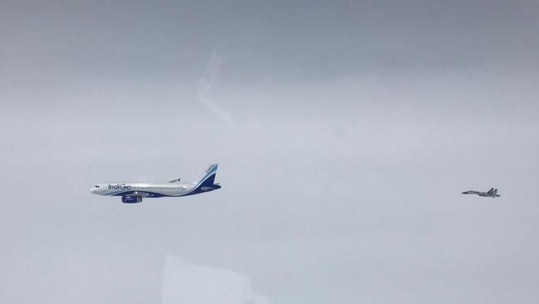 2 Pesawat TNI AU Cegat dan Usir Pesawat Asing di Kepulauan Riau