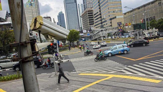 Hari Ini Tilang CCTV Mulai Berlaku, Lokasinya di Dua Titik
