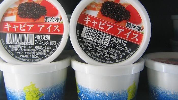 Dari Es Krim Sirip Hiu, Ini 7 Kreasi Es Krim 'Unik' di Jepang