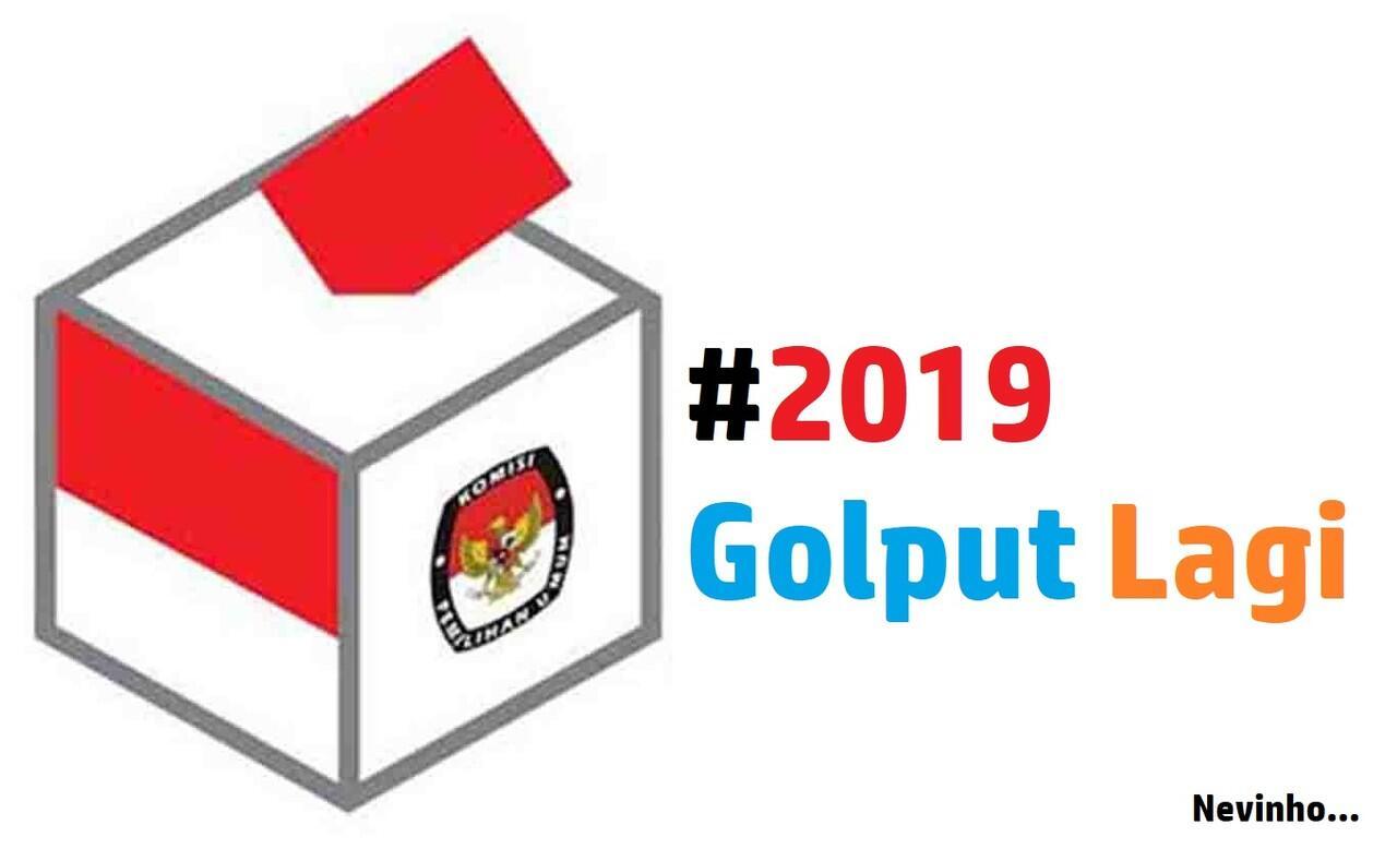 #2019 Golput lagi