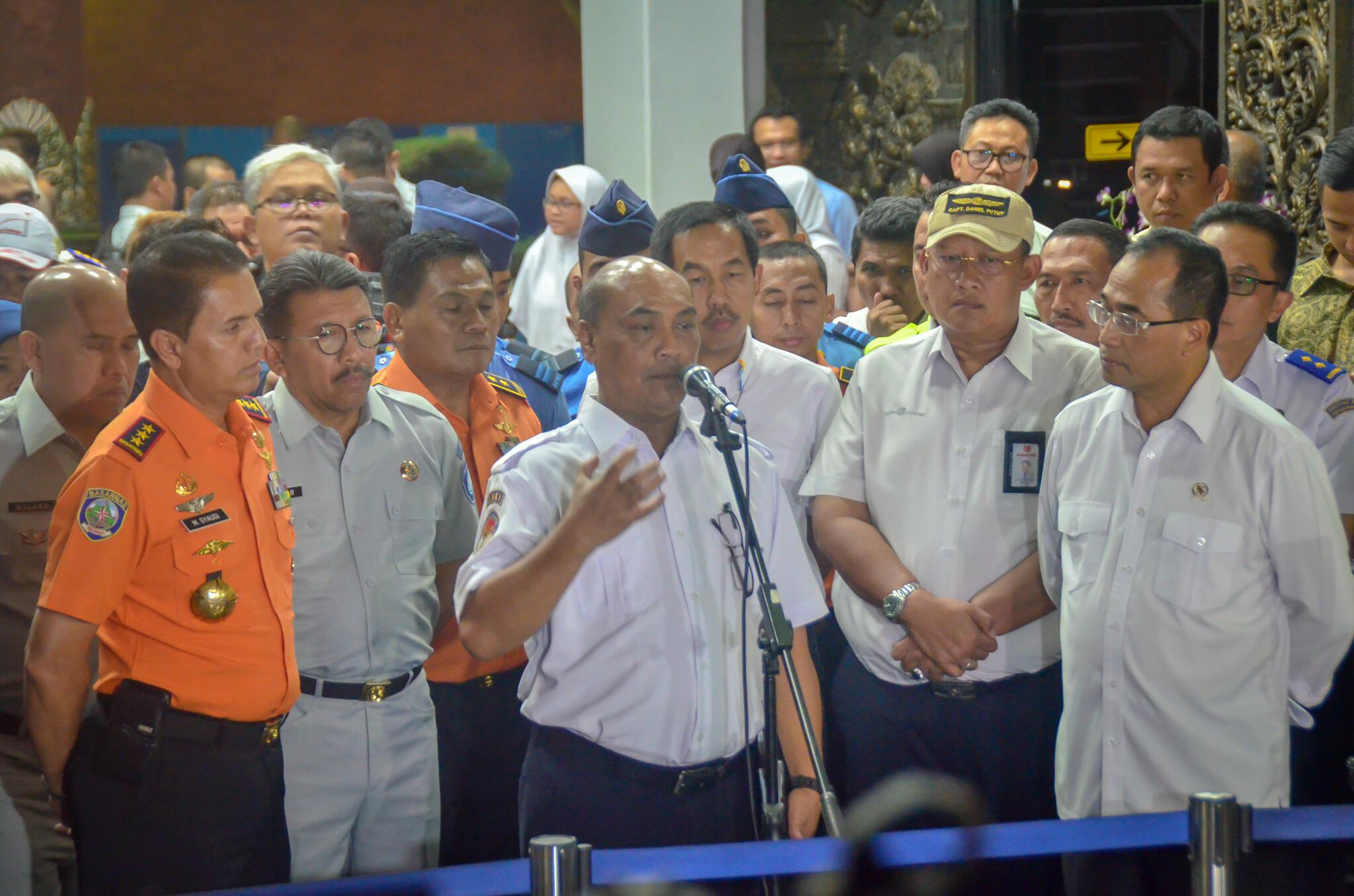 Tidak Meledak di Udara, KNKT Konsentrasi Pencarian Korban Lion Air JT-610