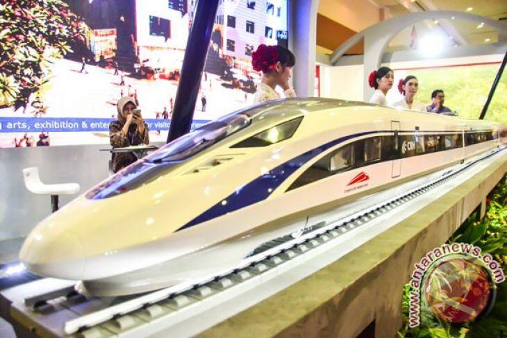 KAI Minat Jadi Operator Tunggal Kereta Cepat Jakarta-Bandung