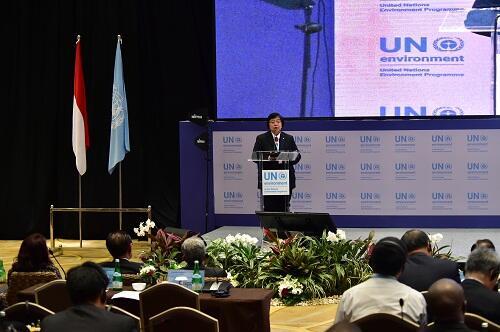 Buka IGR-4, Menteri LHK Tegaskan Komitmen Indonesia