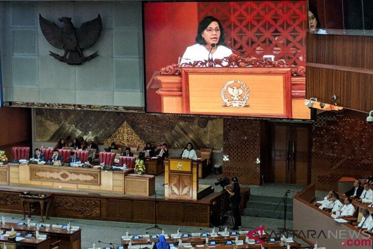 Rapat Paripurna DPR Setujui Pengesahan RAPBN 2019