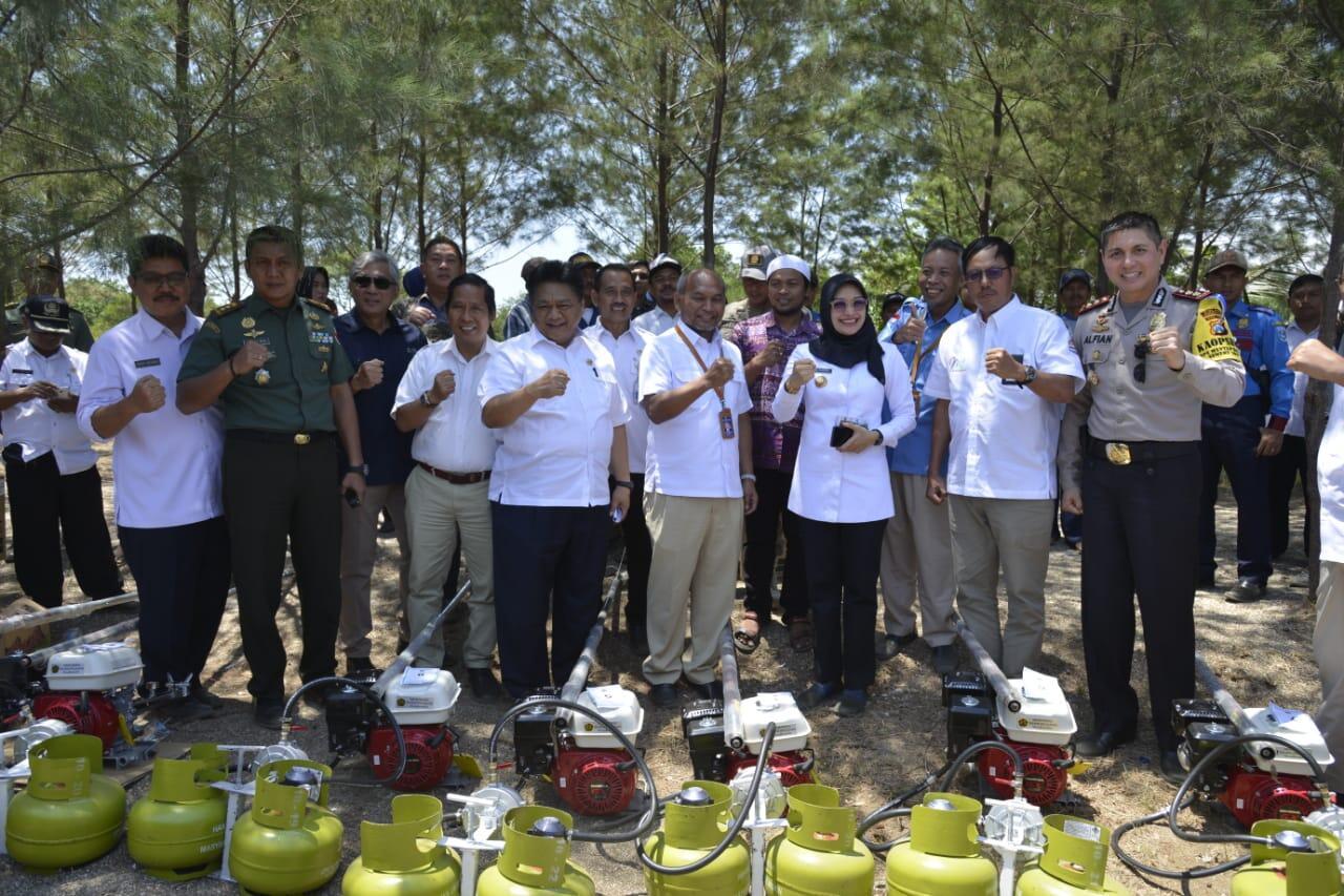 Pemerintah Bagikan 494 Paket Konverter Kit di Kabupaten Probolinggo