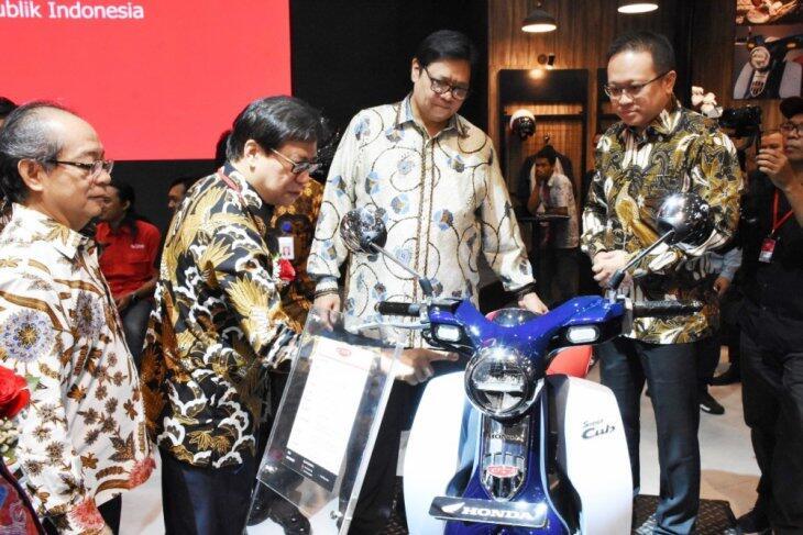 Menperin: Industri Sepeda Motor Signifikan Sumbang Ekspor