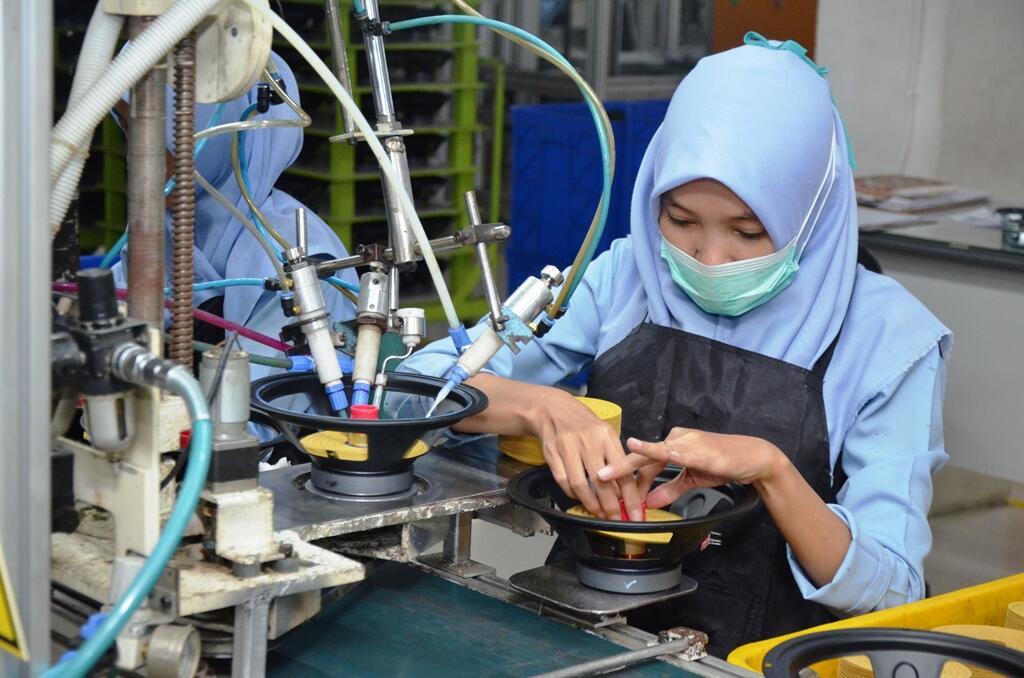 Making Indonesia 4.0 Merevitalisasi Industri Manufaktur Lebih Ekspansif