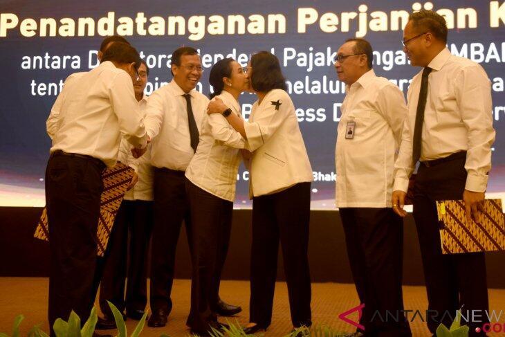 Lima BUMN Gandeng DJP untuk Kembangkan UMKM