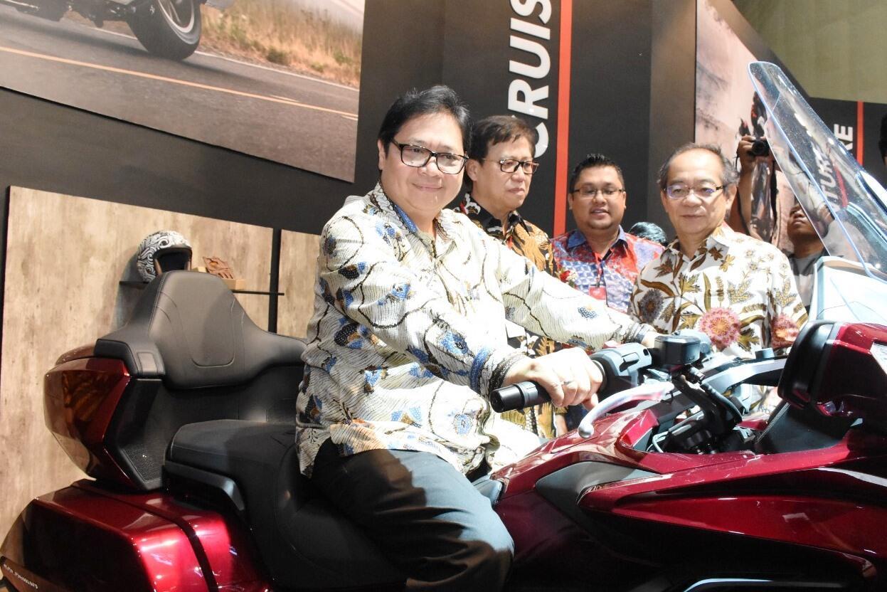 IMOS 2018, Bukti Industri Sepeda Motor Kian Meningkat
