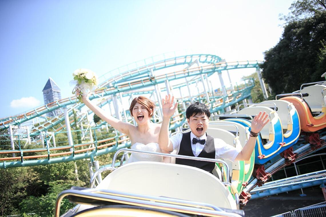 12 Wahana Hiburan yang Cocok untuk Foto Pre Wedding, Seru Banget!