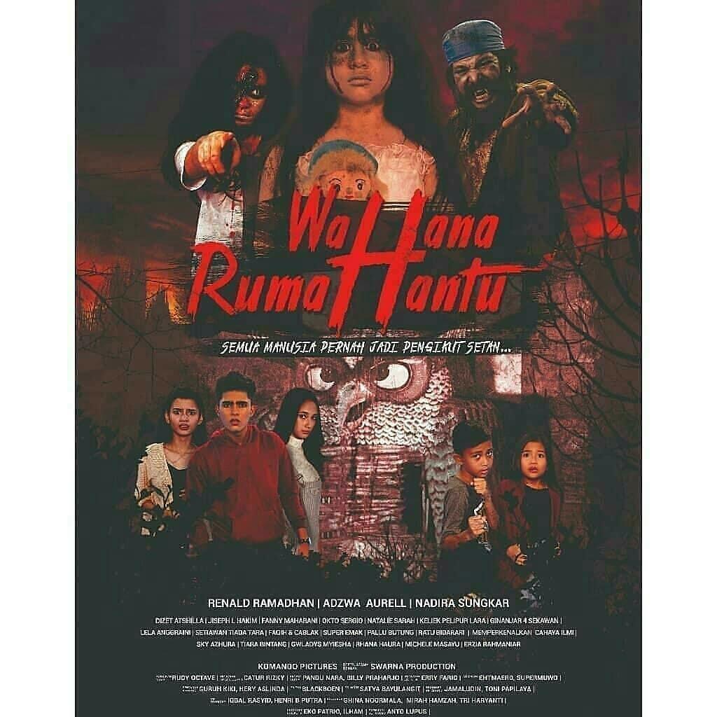 5 Film Horror Indonesia yang Wajib Ditonton Bulan November 2018