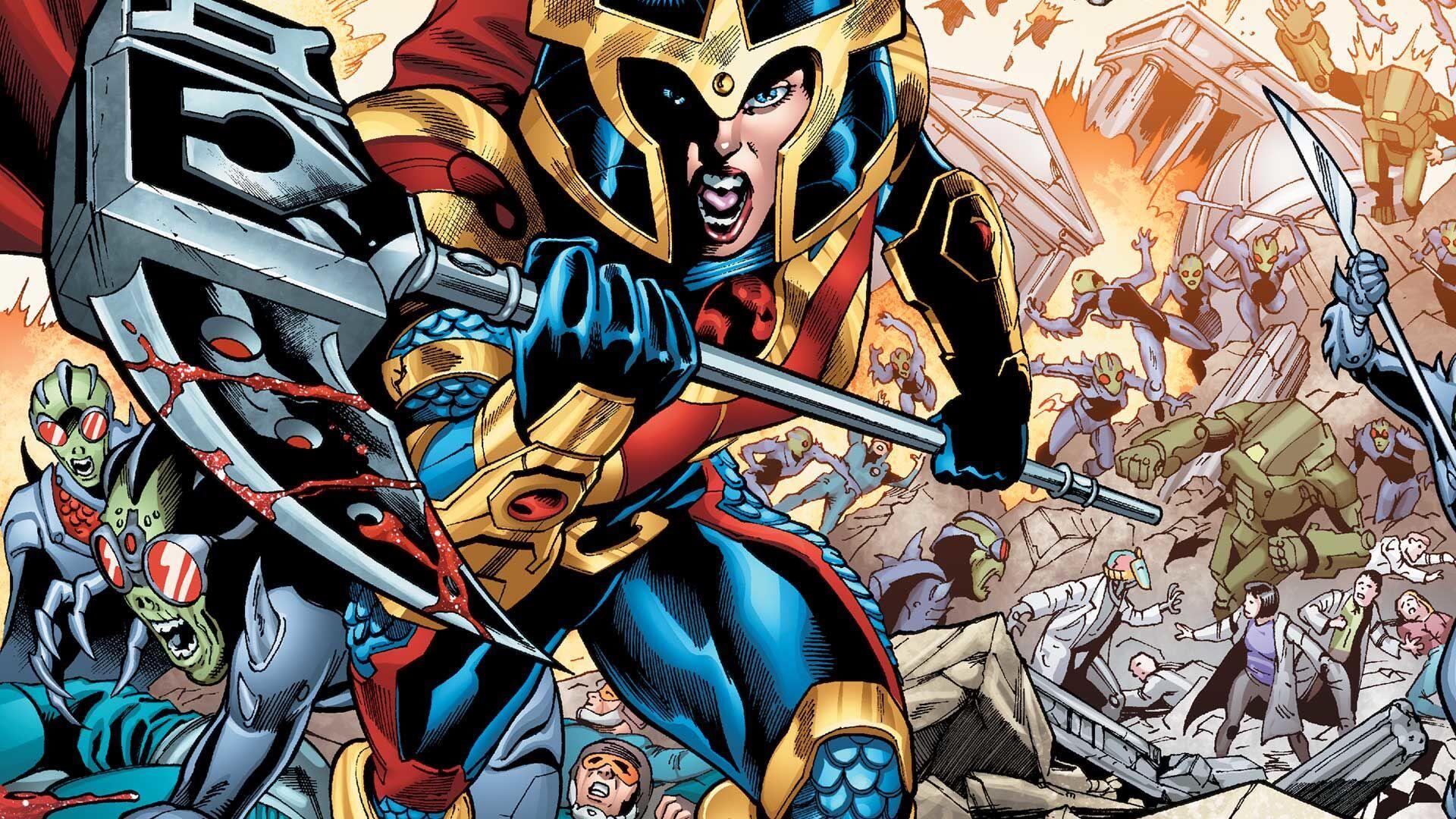 5 Hero DC Wanita yang Gak Kalah Seru Kalau Ada di AoV