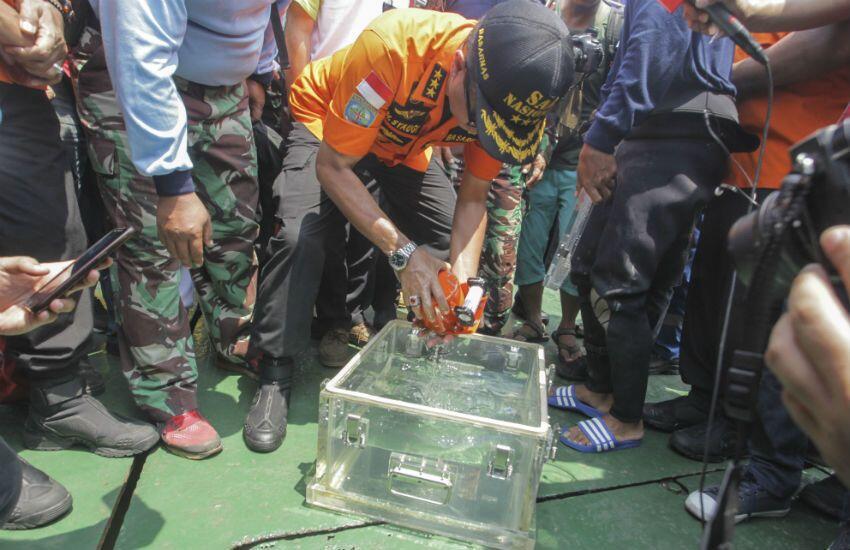 Kisah Sertu Marinir Hendra Syahputra Temukan Black Box Lion Air JT 610