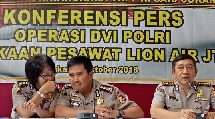 Puluhan Psikolog Dikerahkan Dampingi Keluarga Korban Lion Air JT 610