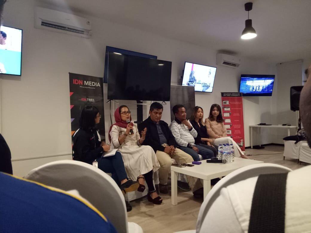 #MillennialsMemilih Dirilis, Ini Wejangan Politisi untuk Kaum Muda