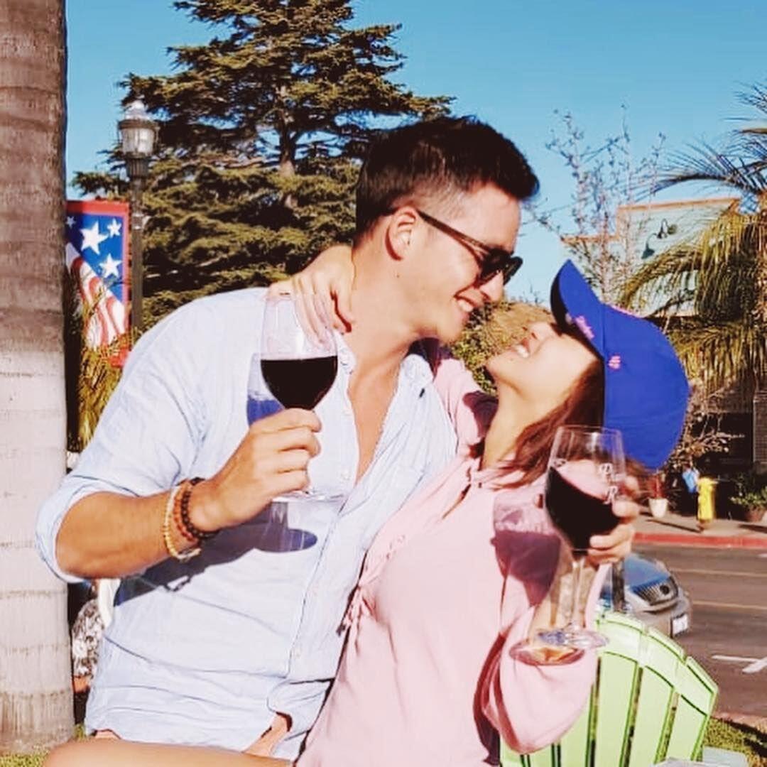 10 Potret Mesra Mike Lewis dan Janisa Pradja yang Makin Romantis!