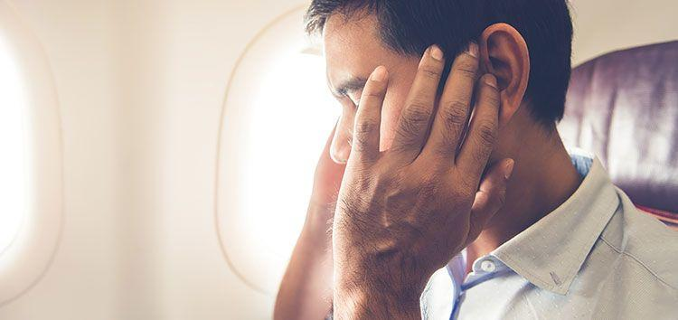 Menarik, Ini 6 Fakta Unik yang Terjadi pada Tubuh Ketika Naik Pesawat