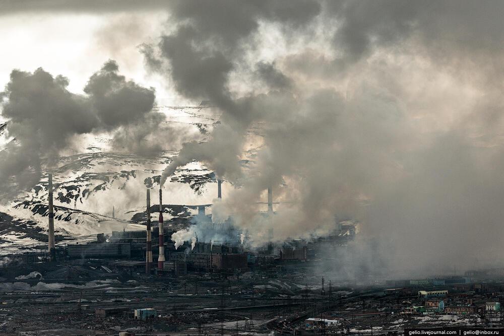 Sedih, Indonesia Termasuk 10 Negara Paling Tercemar di Dunia Lho