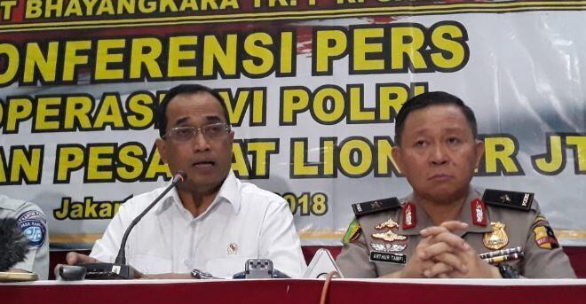 Menhub: Sanksi Bagi Lion Air Bisa untuk Direksi Hingga Korporasi