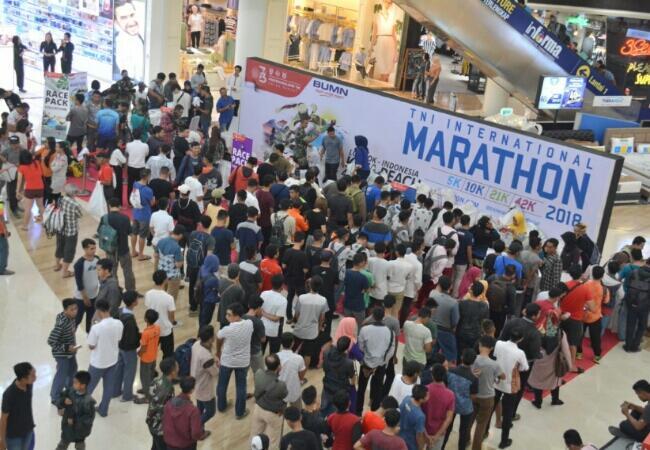 Ini 5 Fakta Menarik Tentang TNI International Marathon di Mandalika Lombok