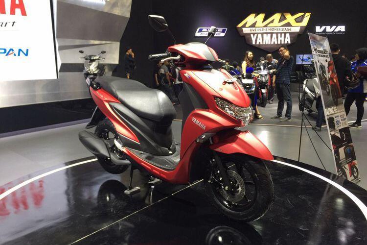 Ini Gan Empat Motor Baru di Pameran Sepeda Motor 2018 di JCC