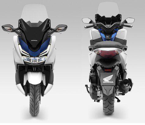 Harga Resmi Honda Forza Kemahalan Enggak Sih Gan?