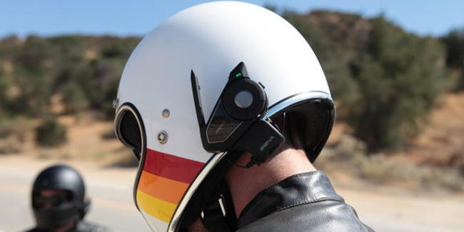 Milih Intercom buat Touring, Cocok Buat Bikers Adventure