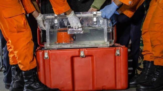 Black Box Pesawat Lion Air JT610 Ditemukan Dengan Kondisi Patah