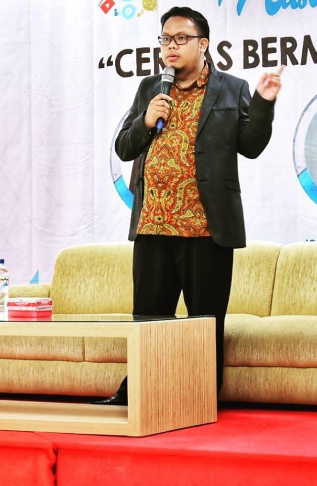 Didik SEO, Trainer Internet Marketing Semarang Sangat Fenomenal