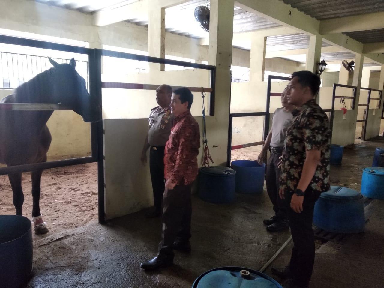 Fungsi Strategis Polisi Satwa Dalam Mendukung Tugas Polri