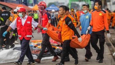 Kesaksian Mengerikan Pengemudi Ojol Sesaat Sebelum Lion Air Jatuh