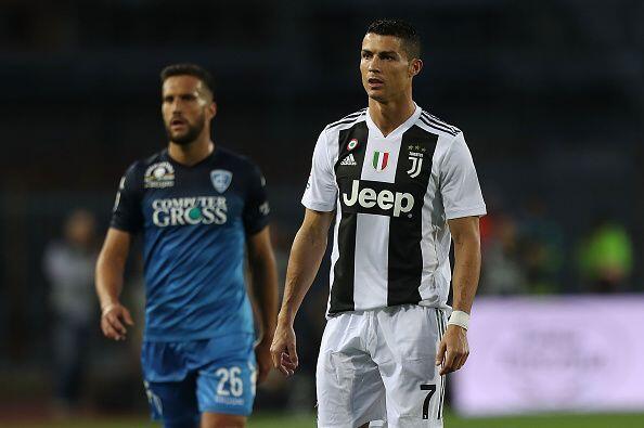 Rekor-Rekor yang Diciptakan Cristiano Ronaldo pada 2018