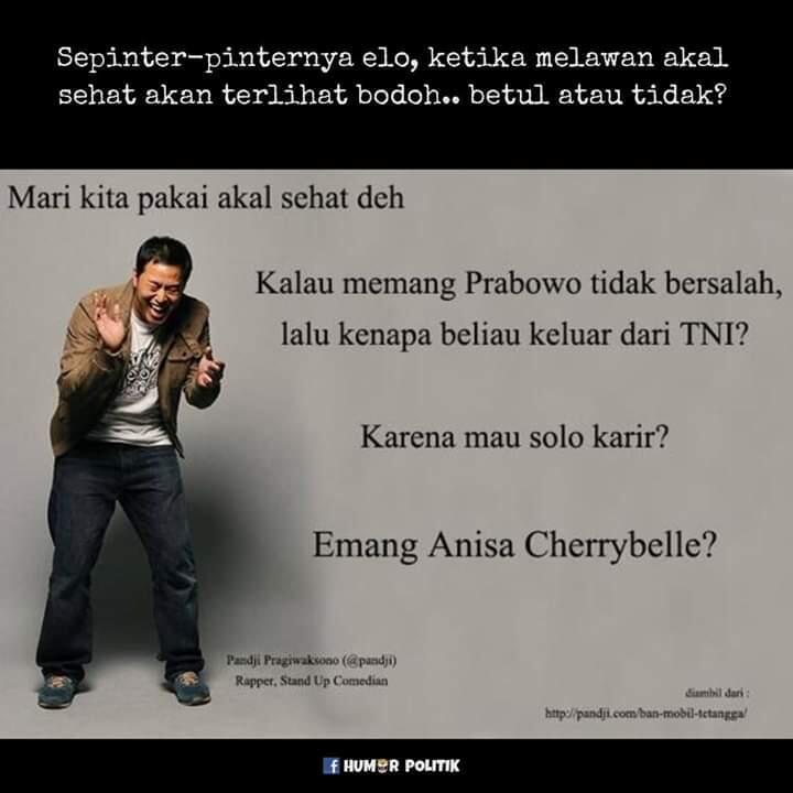 Pengamat: Prabowo Seperti Petinju Ngawur