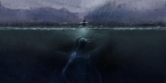 [VIDEO] 5 Suara Misterius Yang Terekam Dari Dasar Laut