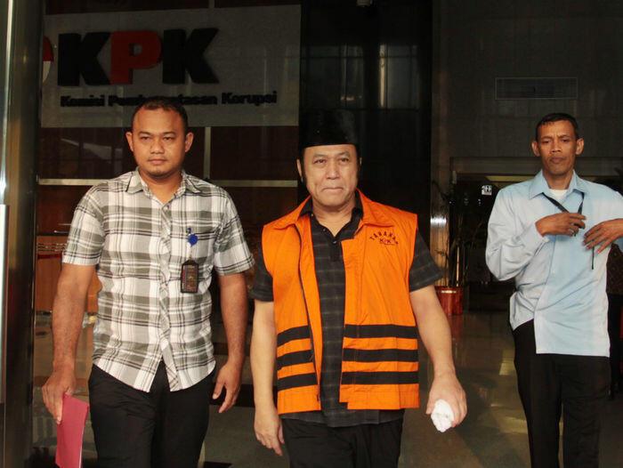 Dugaan cuci uang Bupati Lampung Selatan menyeret PAN