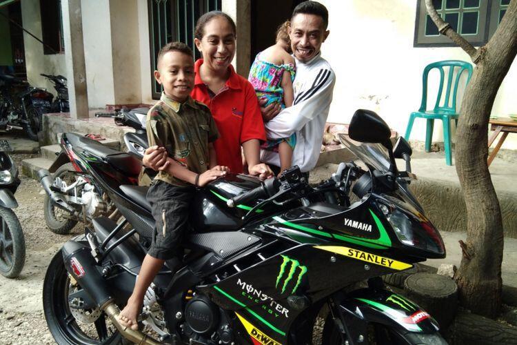 Bocah NTT yang Viral Tirukan Komentator Diundang ke MotoGP Malaysia