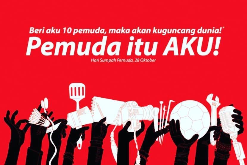 Kesetiaan Kami Wahai Merah Putih Di Hari Sumpah Pemuda