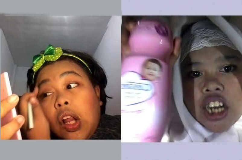 Viral! 9 Video Make Up Tutorial Unik ala Rahmawati Kekeyi Putri
