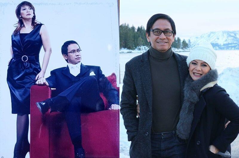 31 Tahun Menikah, 10 Potret Langgengnya Rumah Tangga Addie MS & Memes