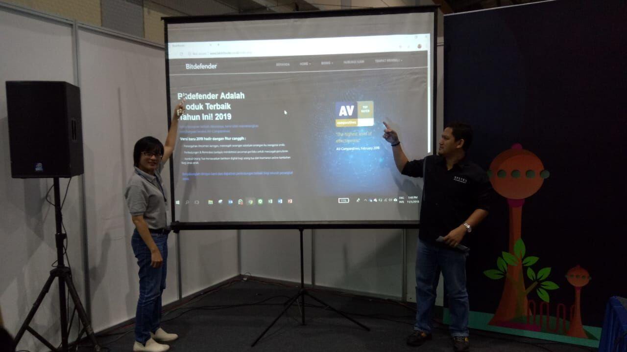 Bitdefender Luncurkan Website Resmi Indonesia, Internetan Makin Aman!