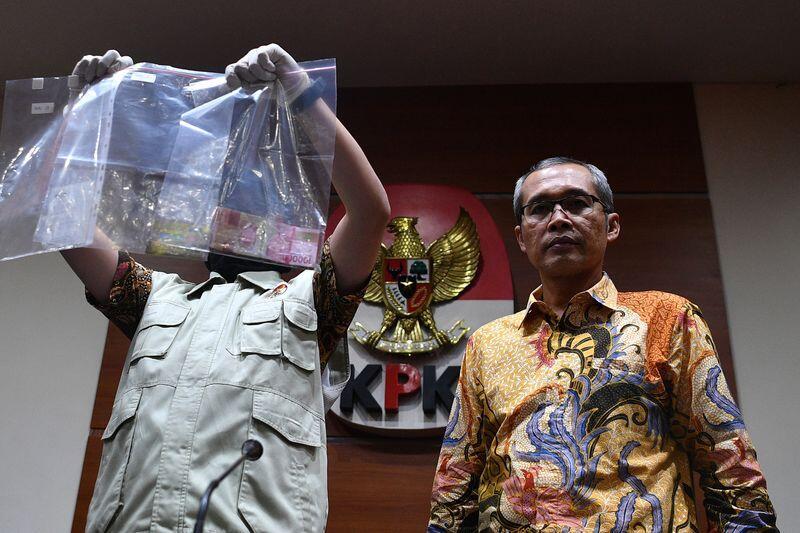 KPK Tak Khawatir Buku Merah Disita oleh Polda Metro Jaya