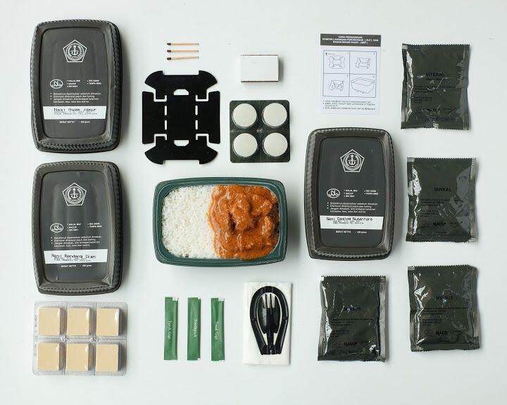 Mengenal 6 Makanan Simpel ala Tentara, Kenyangnya Awet Lho!