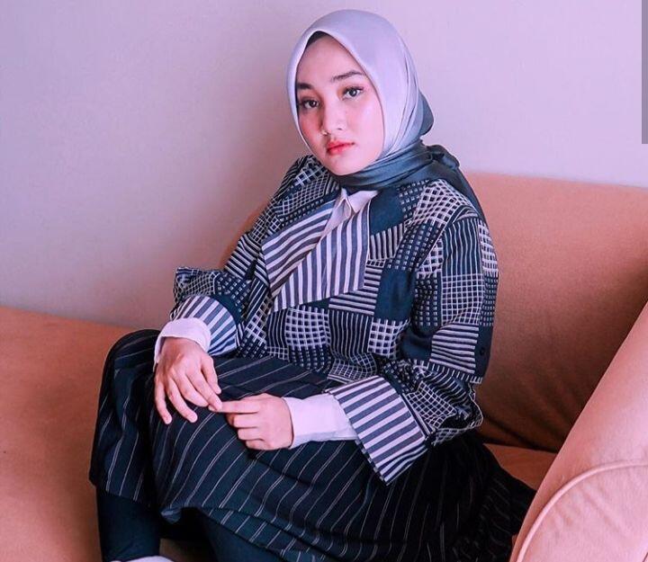 10 Potret Fatin Shidqia Kini, Makin Cemerlang dan Terlihat Matang