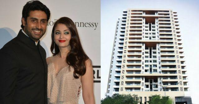 Mewah Berkelas, 10 Potret Apartemen Aishwarya Rai & Abhishek Bachchan