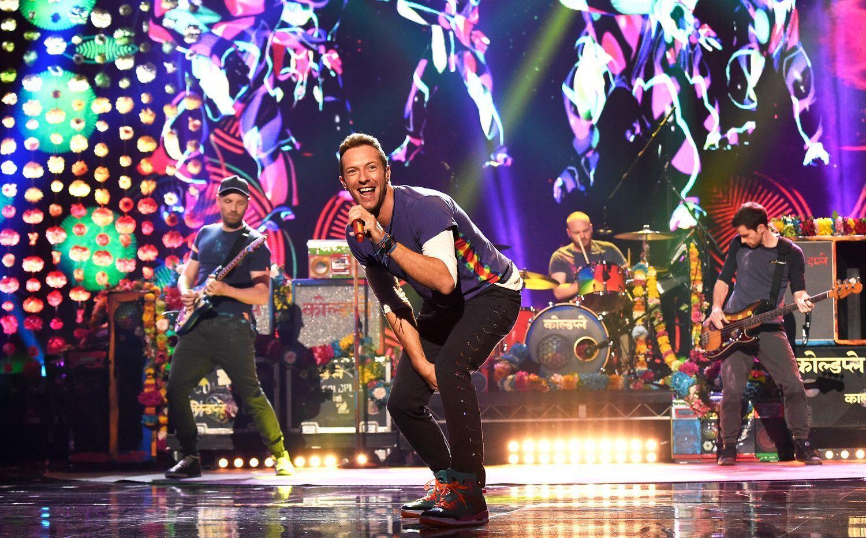 Ini Daftar 10 Lagu Coldplay Terpopuler, Favoritmu yang Mana?