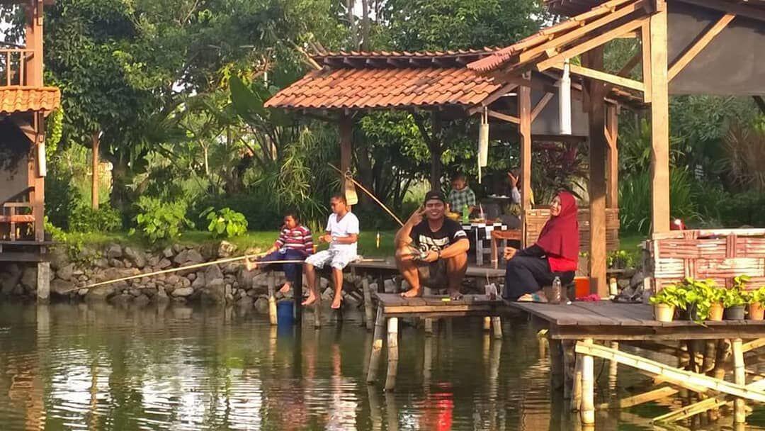 5 Tempat Pemancingan Ikan Menarik di Jawa Timur